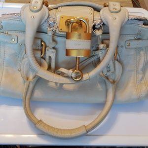 Chloe' podlock bag